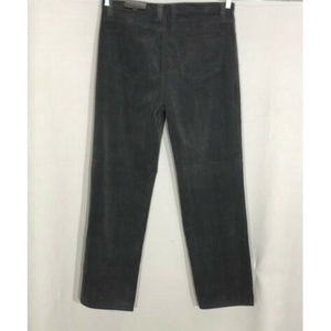 AXIS Pants - NWT Mens AXIS 36 x 34 Gray Flat Front Corduroys